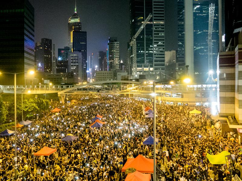 Протестное движение в Гонконге вряд ли достигнет значительных успехов — эксперты
