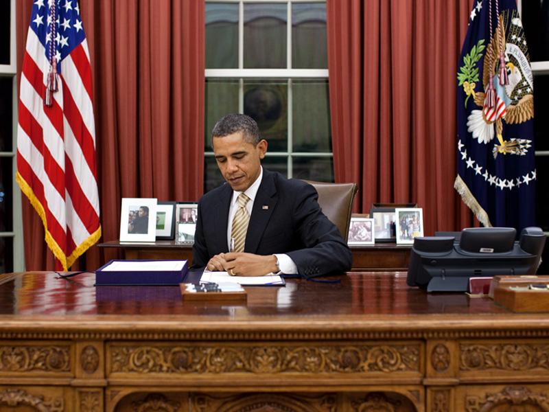 Итоги президентства Барака Обамы...
