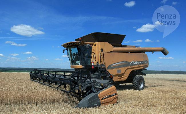 Penza Farmers Grind 1 7 Million Tons Of Grain Penzanews