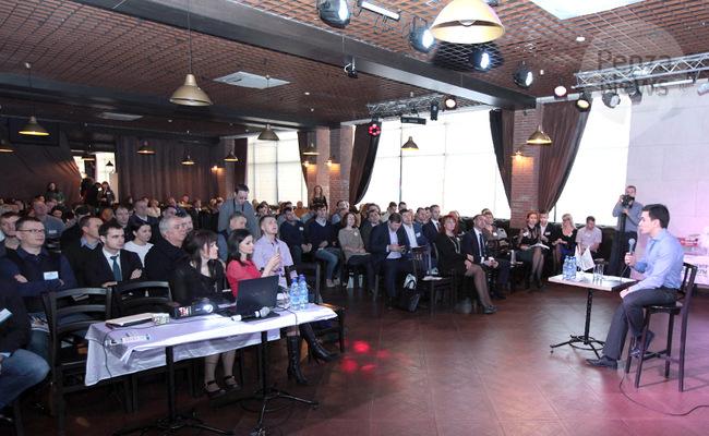 Пятый ежегодный деловой форум «Бизнес-развитие». Пенза, 17 ноября 2015 г.