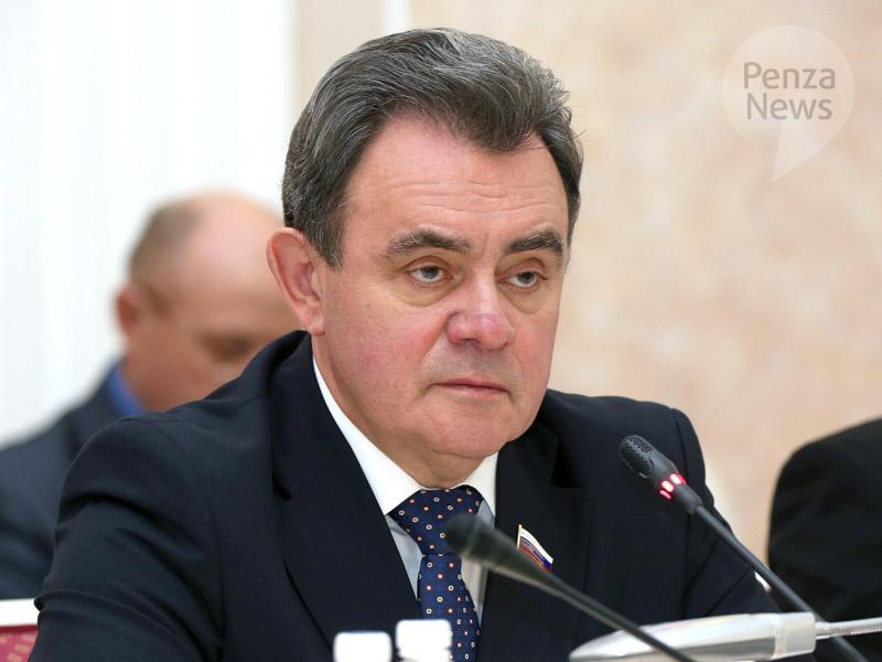 В столицеРФ проходит совещание Совета законодателей