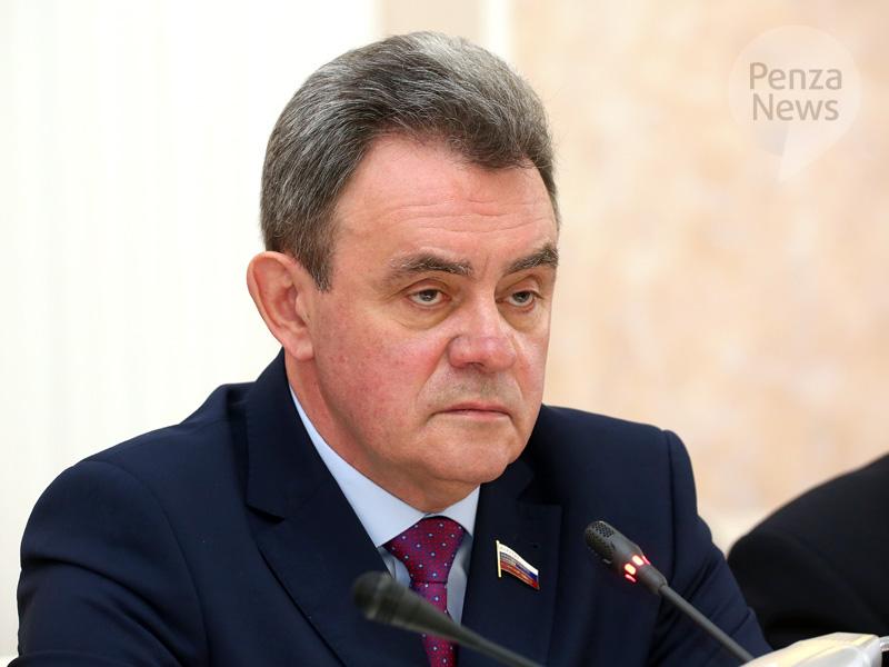 Сергей Брилка вошел вТОП-10 медиарейтинга глав Заксобраний регионов Российской Федерации