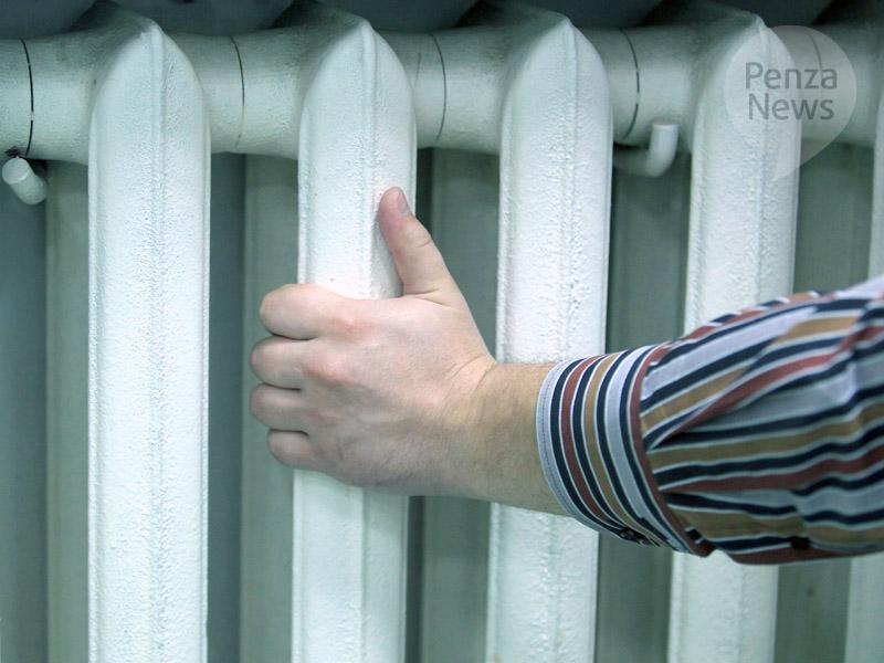 С17апреля начнут выключать отопление вдомах Пензы