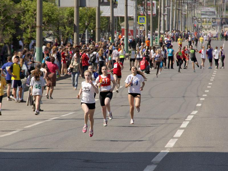 В Иссе пройдет легкоатлетическая эстафета на призы губернатора. Фото из  архива ИА «PenzaNews» 163390bebcd