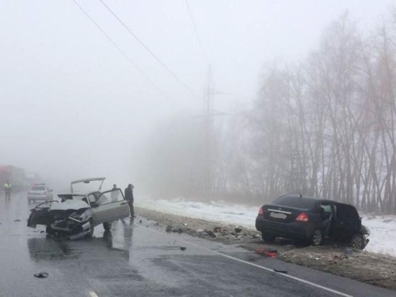 Five people injured in traffic accident in Nizhny Lomov area