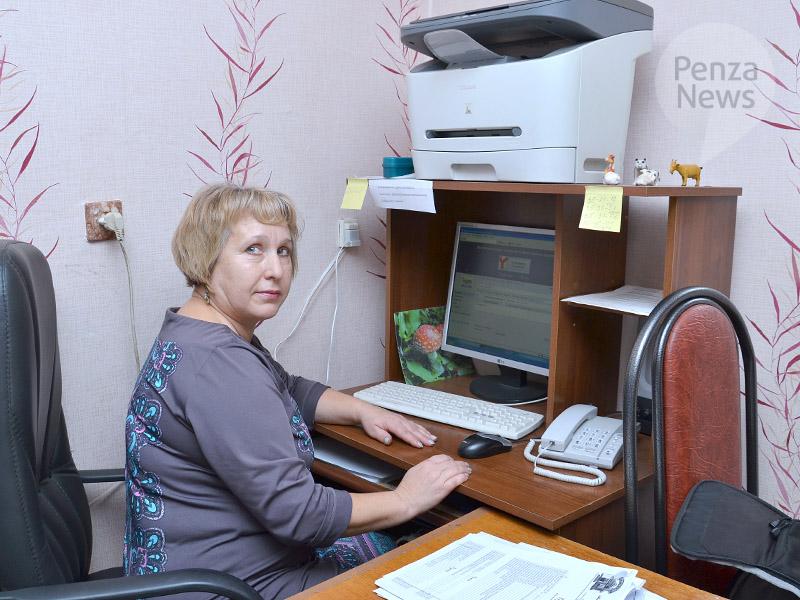 «Техника на благо» помогла обществу слепых в Пензе наладить связь с коллегами в Каменке