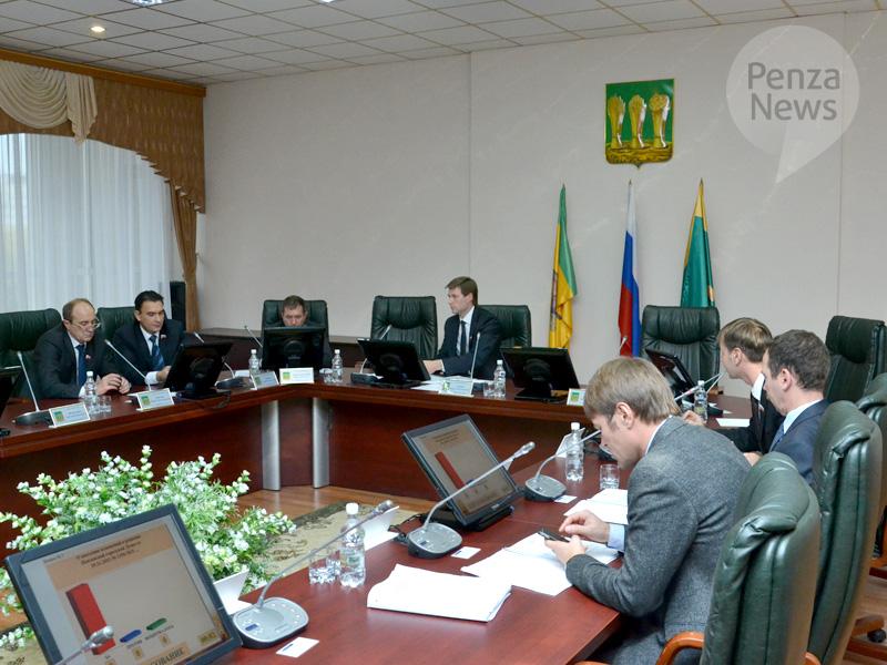 В пензенской гордуме состоялось заседание комиссии по градорегулированию