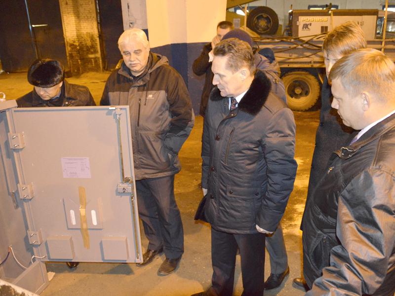 Депутаты пензенской гордумы провели выездное совещание в электротехнической компании