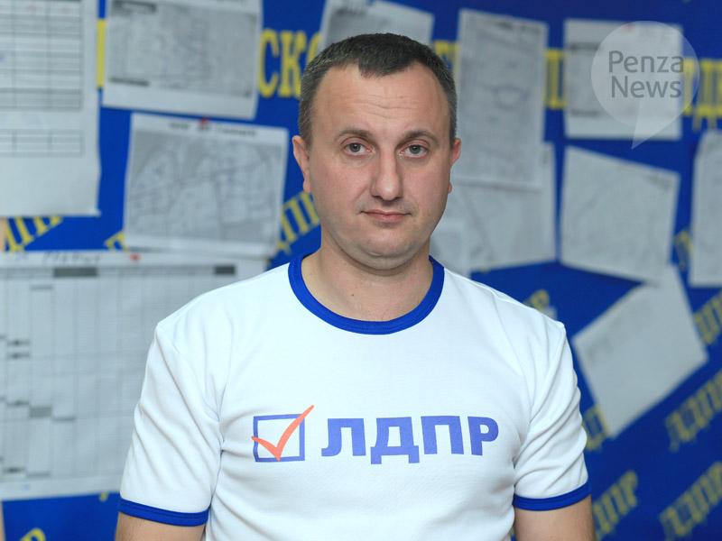 Антон Ищенко прокомментировал предварительные итоги выборов в Пензенской области