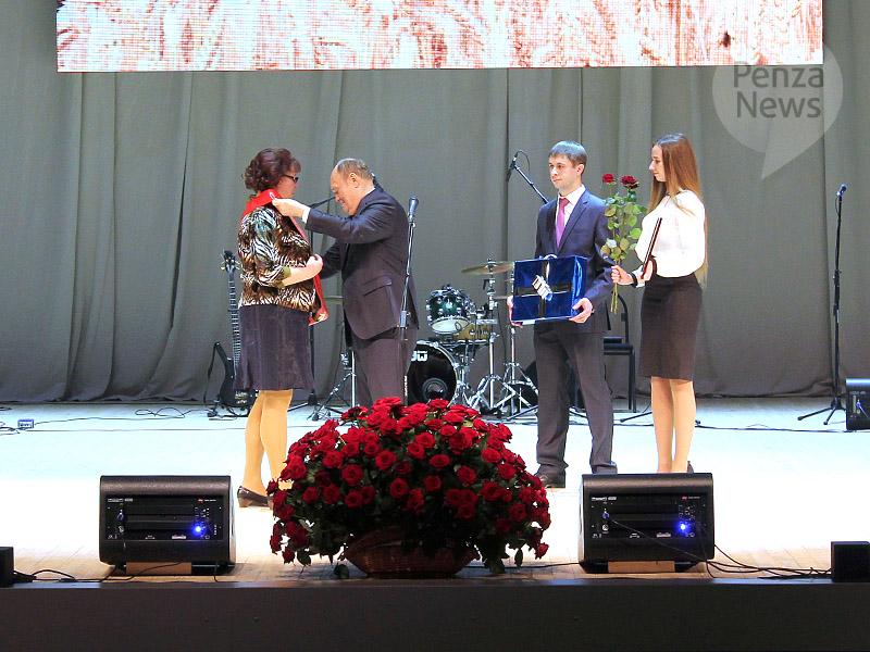 Пензенский губернатор наградил победителей областного соревнования в отраслях АПК