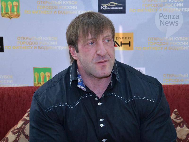 В русской Пензе арестовали обладателя титула «Мистер Вселенная»