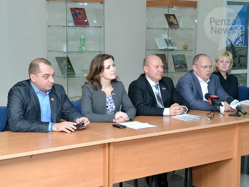 Пензенская делегация поделились впечатлениями от «Форума действий»