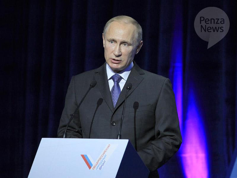 Владимир Путин убежден в необходимости создания единства образовательного пространства