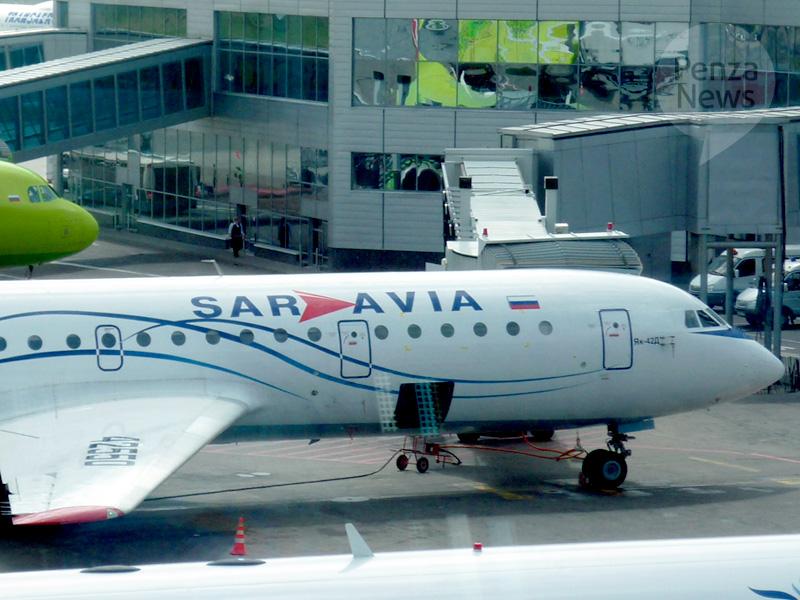Авиакомпания «Ижавиа» открывает реализацию  билетов нарейсы вСимферополь, Сочи иАнапу