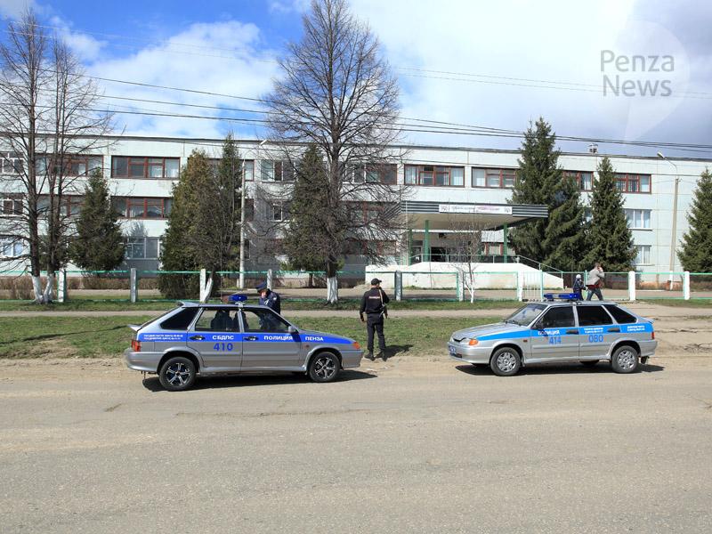 Сотрудники полиции не выявили серьезных нарушений в ходе выборов в пензенскую гордуму