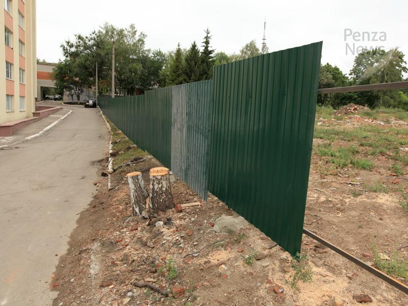 В Пензе начата подготовка к строительству перинатального центра