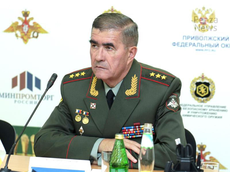 Российская Федерация  на100%  уничтожила запасы зарина