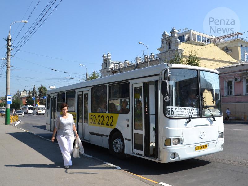 ВПензенской области 29августа стартует операция «Автобус»