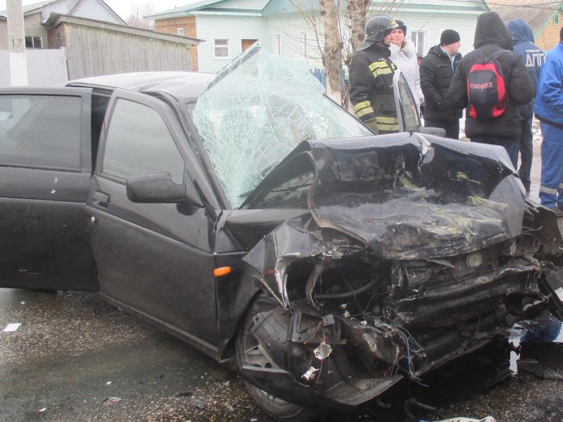 5 человек пострадали вДТП под Пензой