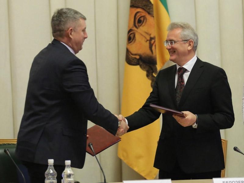 Пензенский ибрянский губернаторы сразятся нальду «Дизель-Арены»