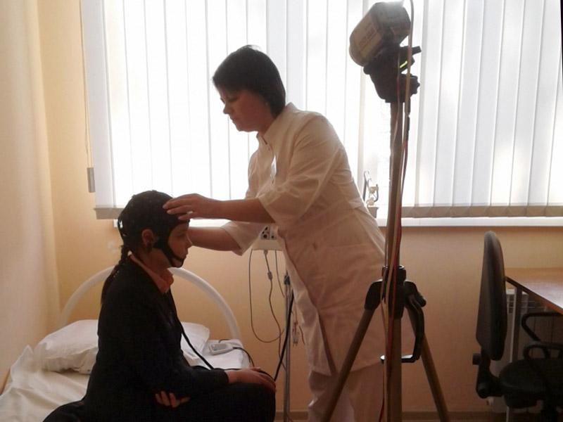 Варсенале пензенских детских мед. персонала появился новый аппарат