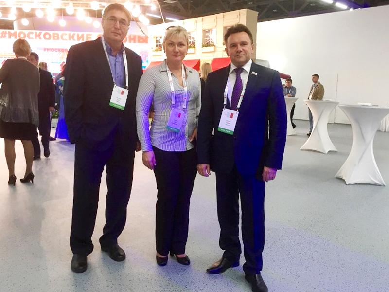Алёна Губанова приняла участие в консилиуме поразвитию городской среды