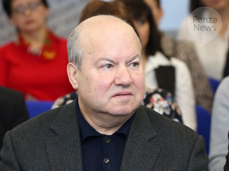 Пензенский губернатор провёл встречу счленом ЦИКРФ Василием Лихачевым