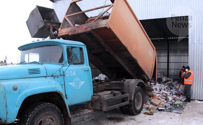 ФАС усмотрела нарушения в отказе МУП по очистке города утилизировать отходы. Фото из архива ИА «PenzaNews»