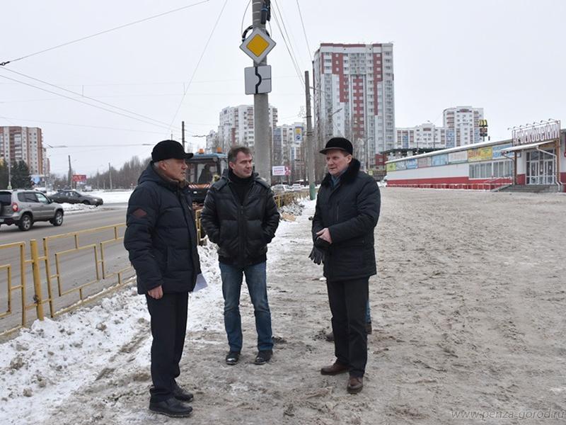 ВПензе проинспектировали места массовых гуляний городских жителей