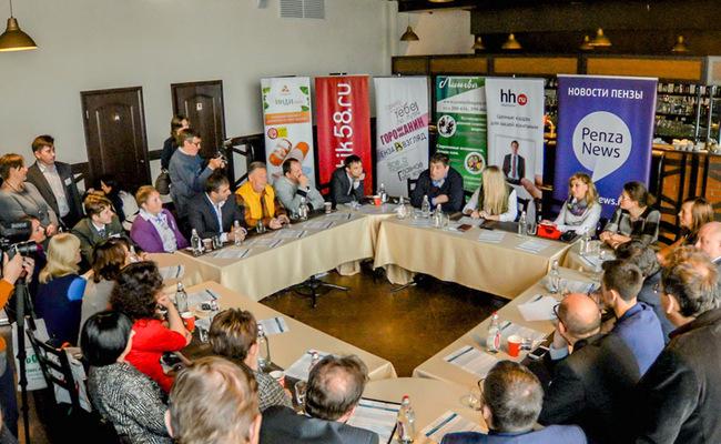 «Ростелеком» представил преимущества облачных услуг на бизнес-форуме в Пензе