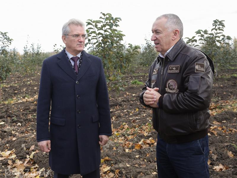 Компания «Сады Придонья» открыла новый парк вПензенской области