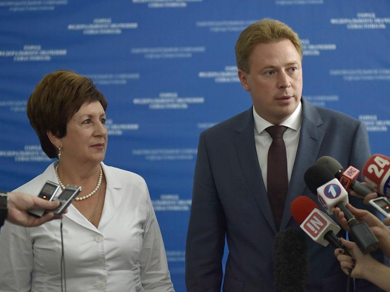 Врио губернатора Севастополя утвердил новый состав руководства региона