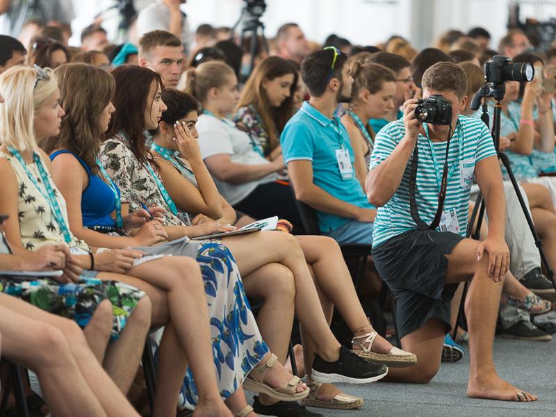 4 корреспондента изБашкирии смогли попасть нафорум «Таврида»