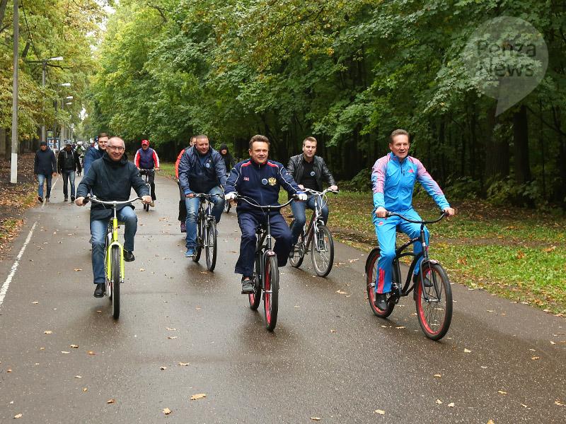 ВПензе врамках Европейской недели мобильности пройдет массовый велозаезд