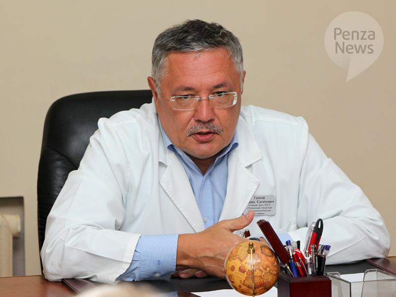 Офтальмолог изПензы впервый раз вмире провел неповторимую операцию
