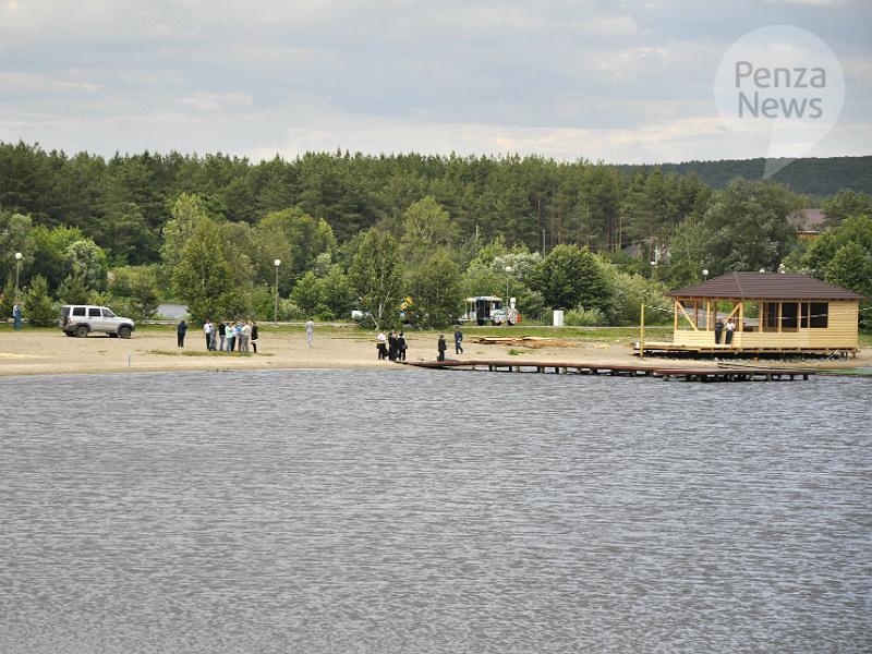 ВПензе 14-школьник потонул из-за холодной воды возере