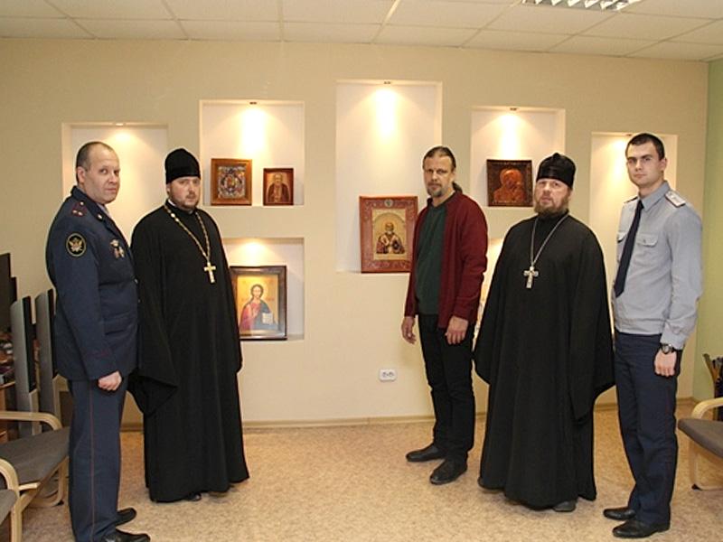 ВКурске выбрали победителей конкурса иконописи среди осужденных