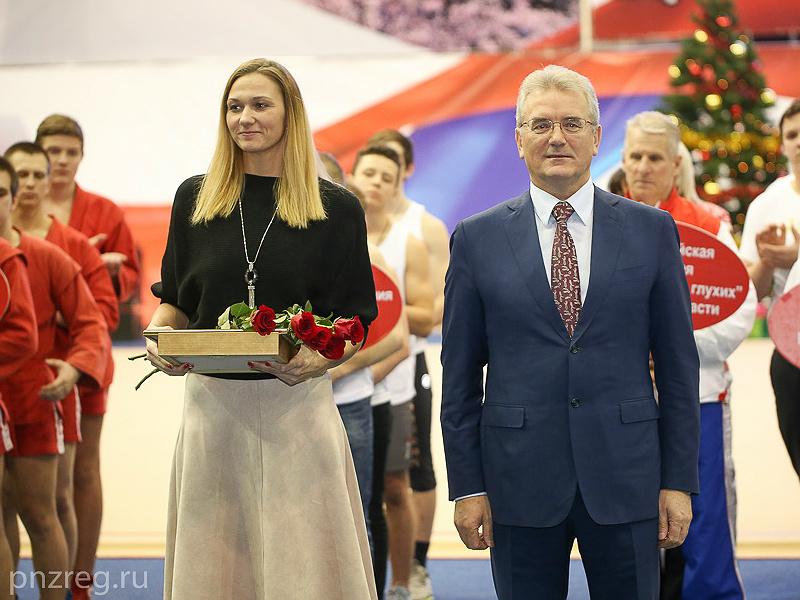 НаОлимпийском бале вПензе назвали наилучших спортсменов региона