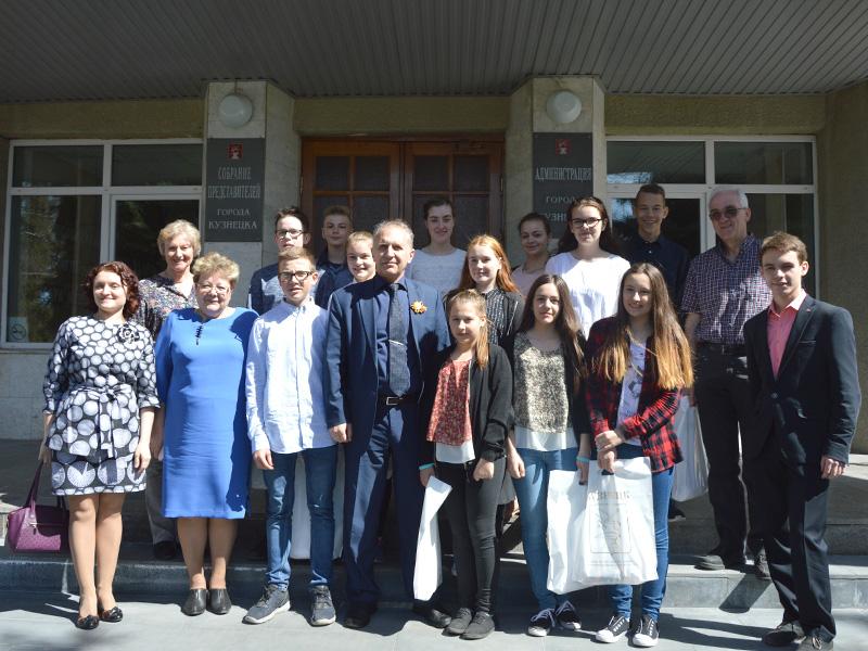 Программы обмена школьников германия