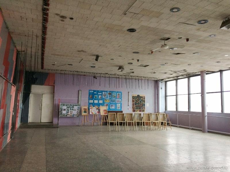 Все классы школы искусств «Квинта» вПензе намечено собрать водном помещении