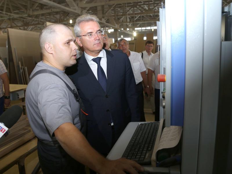 Наэкономическом пленуме вКузнецке будут представлены макеты застройки аэродрома