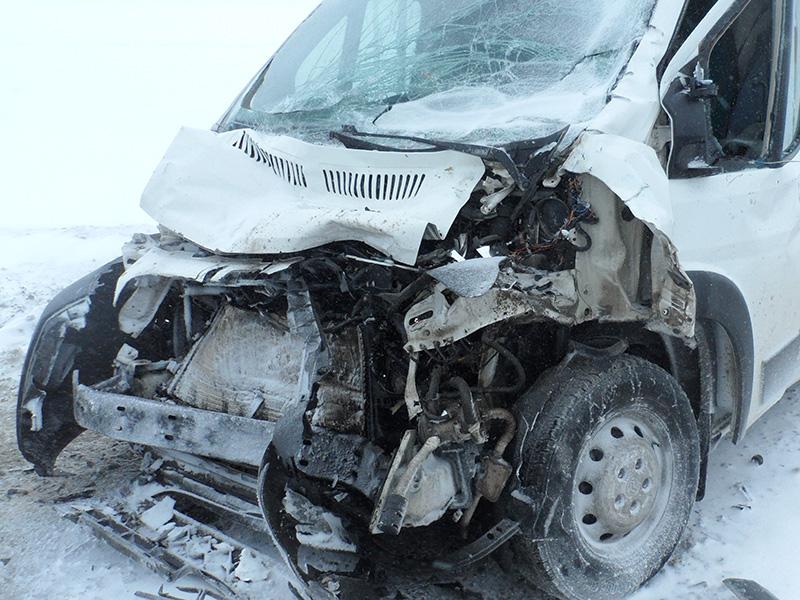 ВКузнецком районе из-за ДТП пострадали два человека