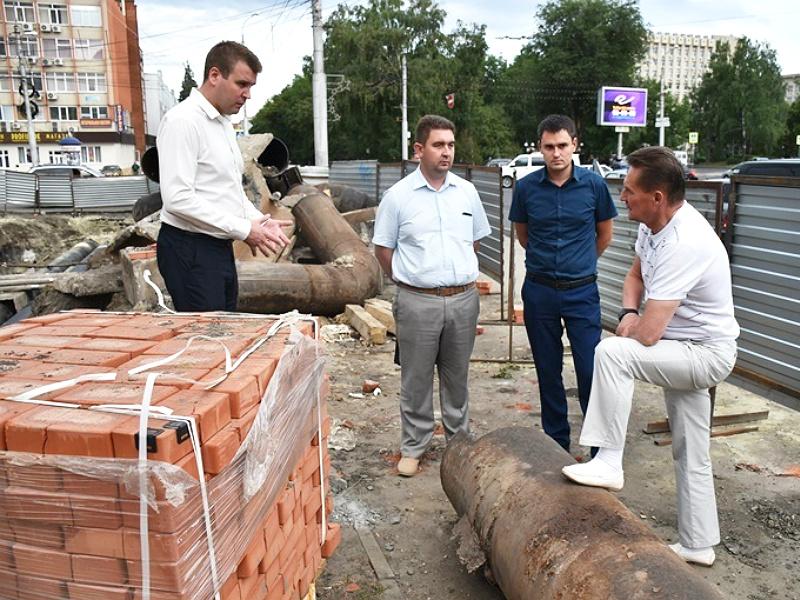 ВПензе ремонт арбековского путепровода завершился раньше доэтого срока