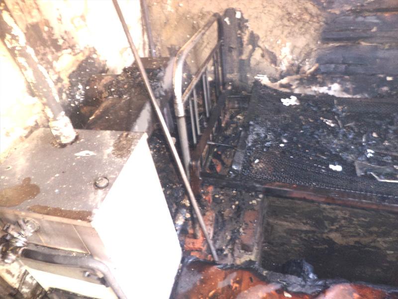 Ночью вПензенской области пожарные спасали отогня срубовую баню