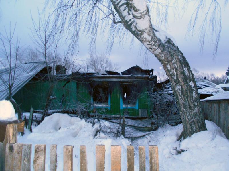 Смертоносный пожар вСосновоборске: есть погибшие