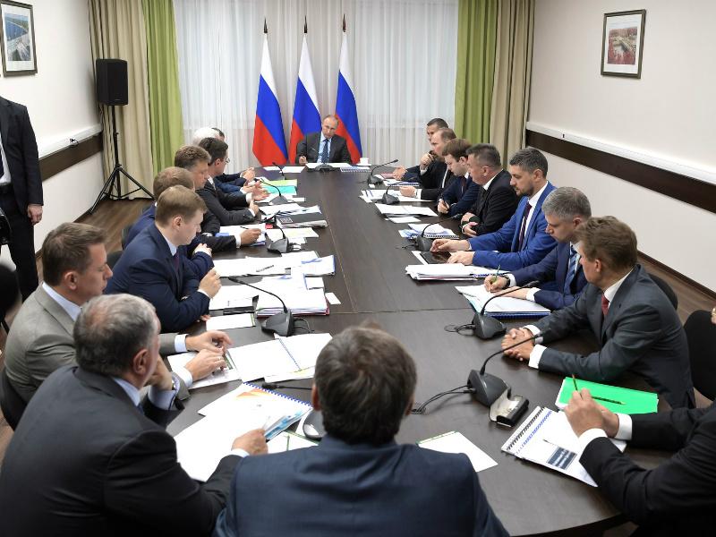 Путин выступил синициативой запретить изымать серверы ижесткие диски
