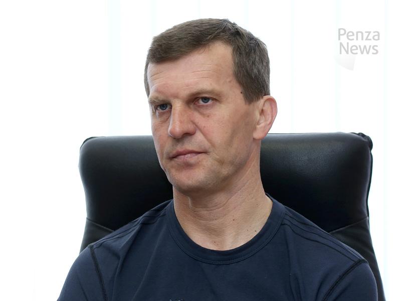 ПензенскийФК «Зенит» остался без основного тренера
