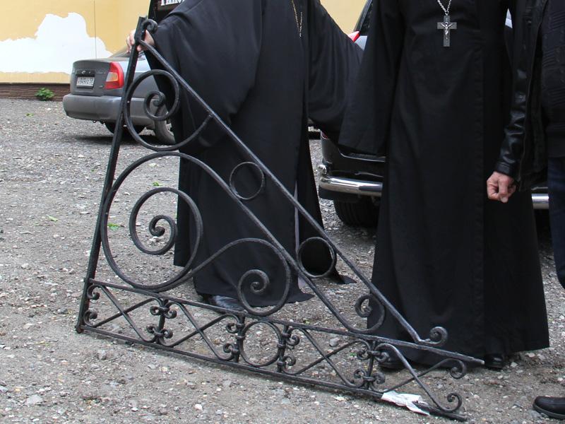 Глава УФСИН сообщил вмузей Пензенской епархии элемент тюремной сетки