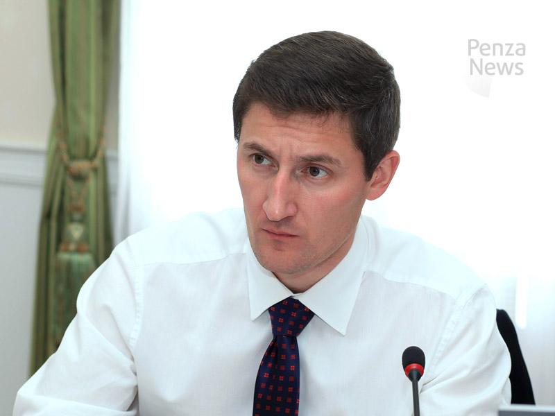 Алексей Рябов вполне возможно будет первым заместителем руководителя Заречного