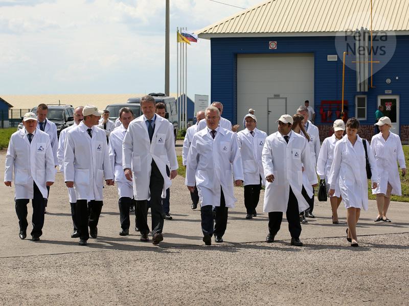 Министр сельского хозяйстваРФ прибыл вПензу софициальным визитом